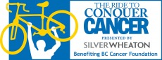 Poster for the Ride to Conquer Cancer 2016